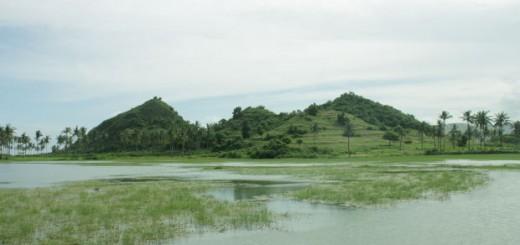 lombok landscape