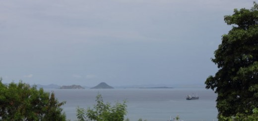 Labuhan Bajo harbour