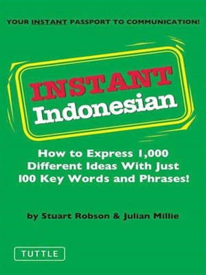 20 words to get you almost anywhere in indonesia instant indonesian cover image m4hsunfo