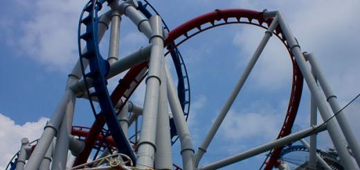 Battlestar Galactica Rollercoaster Universal Studios Singapore