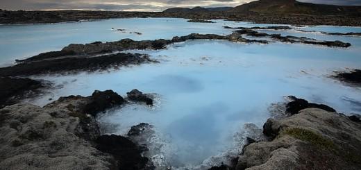 Blue Lagoon Reyjanes Iceland