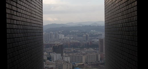 View over Kunming