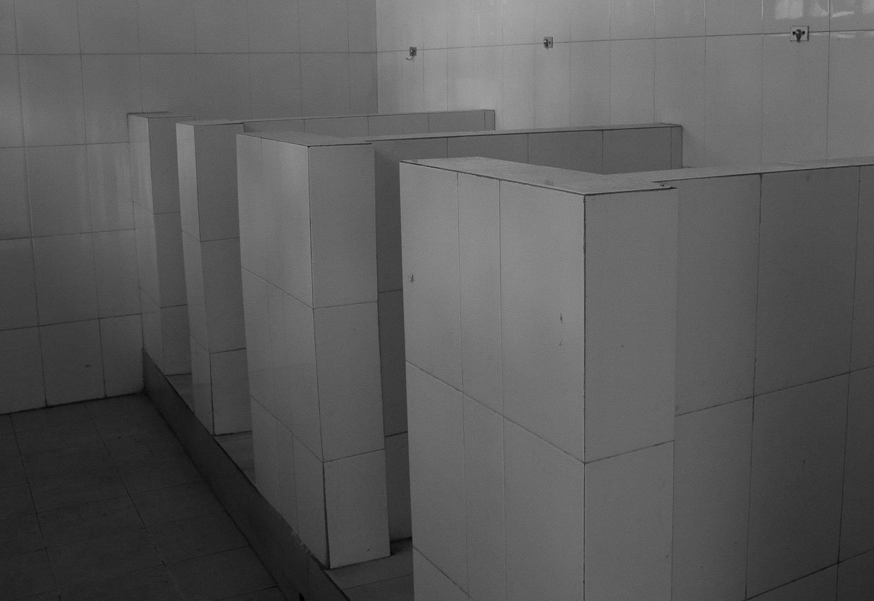 Bathroom Stalls In Europe the unspeakable horror of chinese bathrooms - escapeartistes