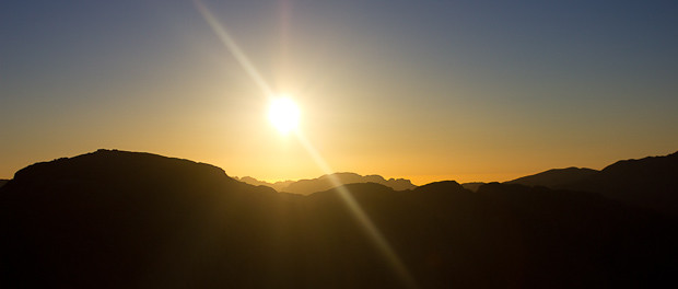 Mount Sinai Trip