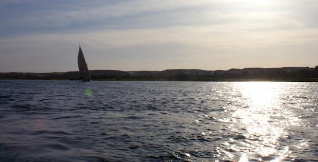 Felucca Nile