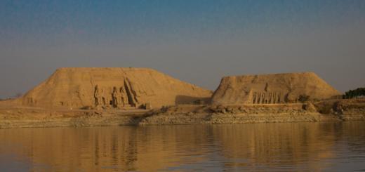 Abu-Simbel-temples