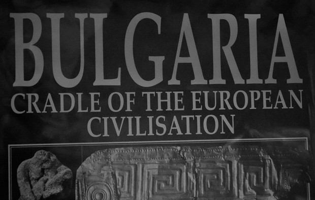 "Book titled ""Bulgaria, Cradle of the European Civilisation"""