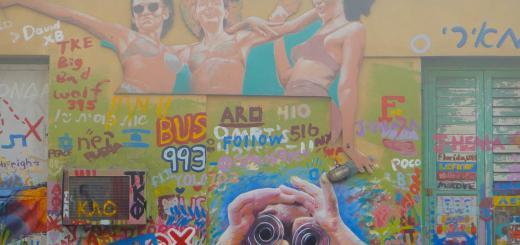 Mo Graffiti
