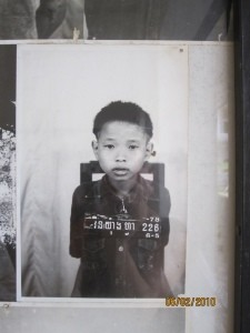 Child Prisoner, Tuol Sleng