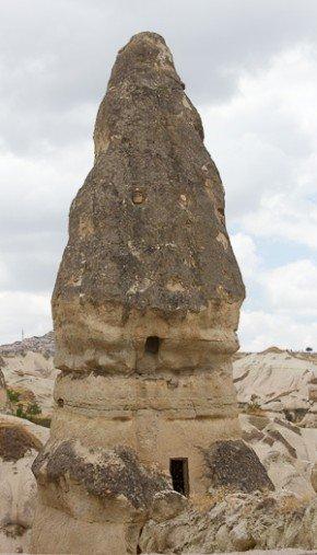 Cave house in Goreme, Cappadocia.