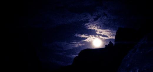 1000 days of travel -- moonrise over Egypt's Sinai desert.