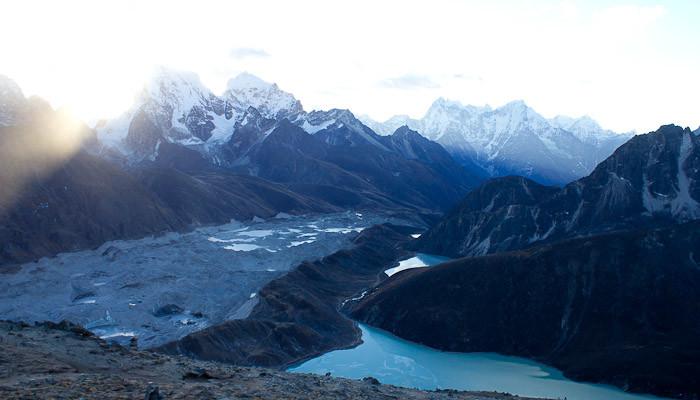 Everest Base Camp Gokyo to Dragnag-7