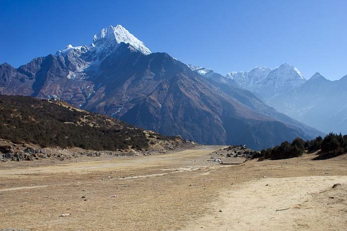 Everest Base Camp trek: Syangboche. It's an airstrip, Spock, but not as we know it.