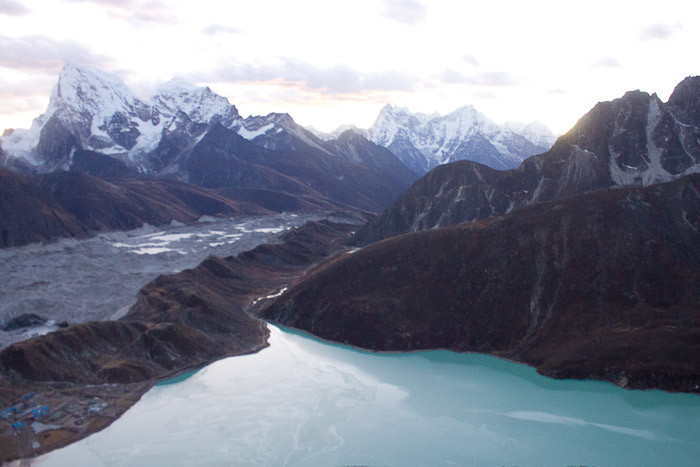 Sunrise from Gokyo Ri-3