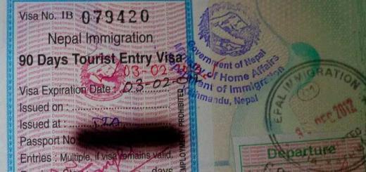 Nepal-Visa-Hassles