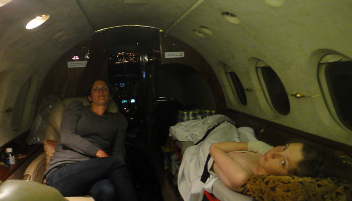 Air Ambulance To Hong Kong  EscapeArtistes