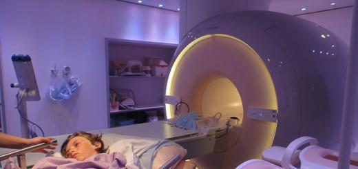 Zac in MRI Scanner