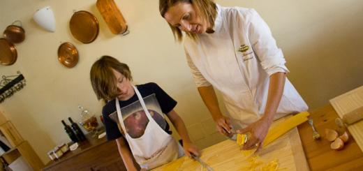 Learning to Make Pasta