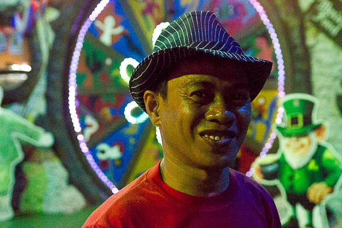 Alejandro Doron of Hobbit House, Manila.