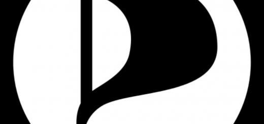 Pirate Party logo.