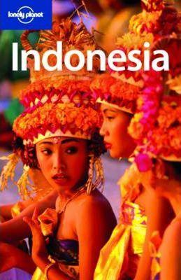 Cover image of Lonely Planet Indonesia 2010 edition.