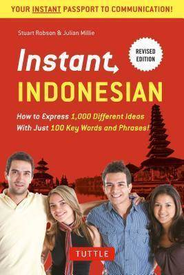 Cover image of Instant Indonesian