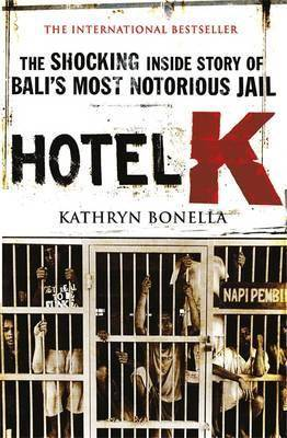 Cover image of Hotel K by Kathryn Bonella