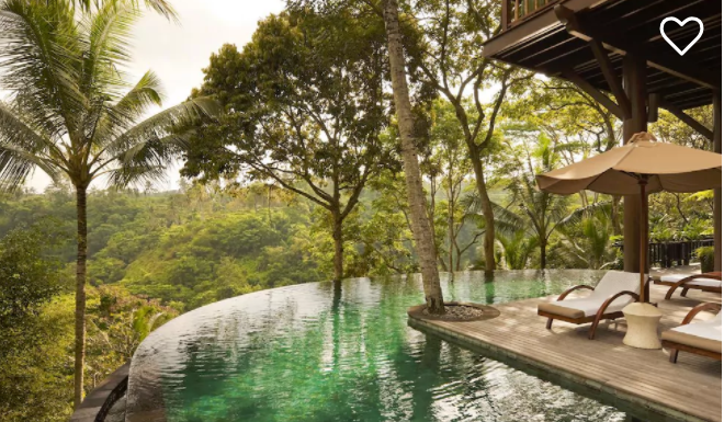 Serenity at Como Shambhala Estate, the best hotel in Ubud.