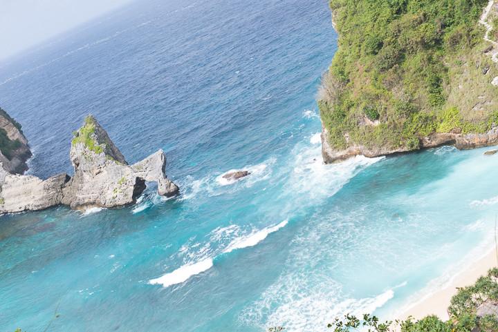 Pantai Atuh beach, Nusa Penida.